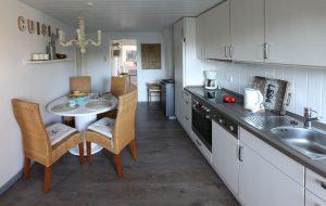 Ferienwohnung Birkenfee, Küche