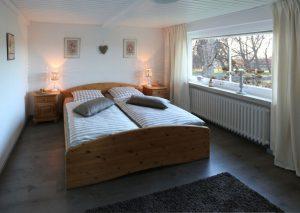 Ferienwohnung Birkenfee, Schlafzimmer